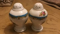 Vintage Salt and pepper shakers Cambridge, N3H 4Y5