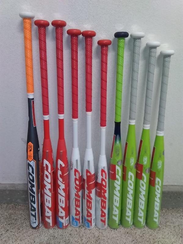 Softball Bats For Sale >> Used New Combat Fastpitch Softball Bats For Sale In Murrieta Letgo