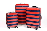 Tommy Hilfiger 3 piece hardside luggage set  Toronto, M1P 3V7