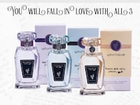 Three Fragrances Collection 46 km