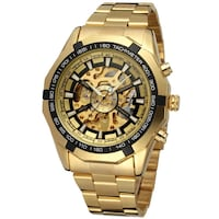 New never used mechanical automatic skeleton watch water resistant Henrico, 23238