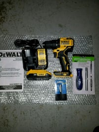 new dewalt 20v Atomic Brushless drill/driver combo set 2 speed  Chantilly