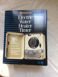 Electric water heater timer Reston, 20194