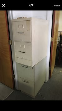 Metal file cabinets 14 Casselberry, 32707