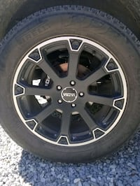 "18"" jeep rims Harpers Ferry, 25425"