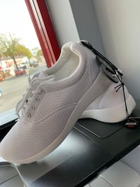 Ladies white mesh trainers size 7, 8, 9, 10 available new  Birmingham, B21 9PP
