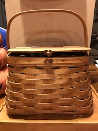Beautiful! Collectible Country Basket Purse Gainesville, 20155