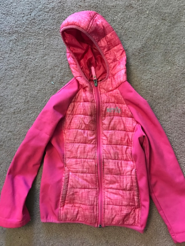 3ec8b72f607e Used XMTN girls pink fall jacket from Costco. Size small (6-6X). Great  shape. No rips. Selling for 6.00. for sale in Halifax - letgo
