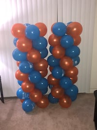 Balloon decorations for all events !