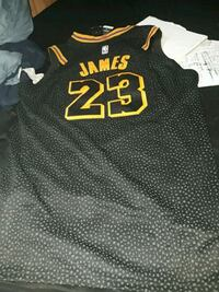 black and yellow Adidas Chicago Bulls 23 jersey Gainesville, 32609