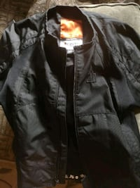 icon extra large motorcycle jacket trade for a six pack ???? Victoria, V9B 2X8