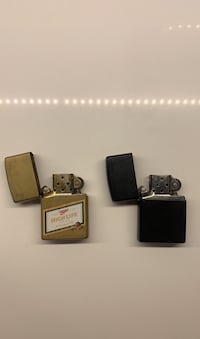 Two Zippo Lighters