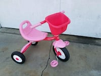 toddler's pink and red Radio Flyer trike Huntington Park, 90255