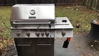 Gray and black gas grill Dunn Loring, 22027