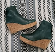 MSRP $260 !!New!! Womens 8.5 Ankle Boots