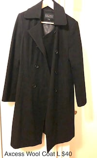 Like new Winter & fall coats size & price on bottom of picture $20+ Edmonton, T5N 1L9