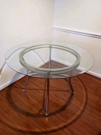Glass Dining Table and chairs McLean, 22101