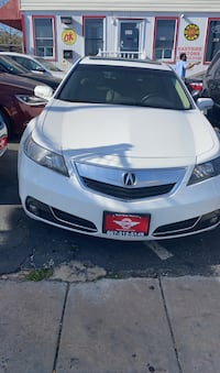 2014 Acura TL 3.5 AUTO Technology Package Baltimore