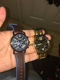 Guess and Coach watches  Union City