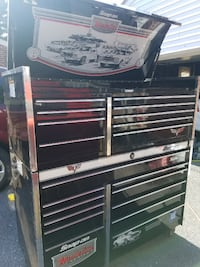 Limited Edition Snap On Toolbox Springfield, 22151