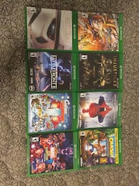 150$ for all or will trade for  iphone  or ipod touch Dallas, 75236