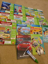 Leap Frog Reader Pen w/ Tons of Books Milpitas, 95035