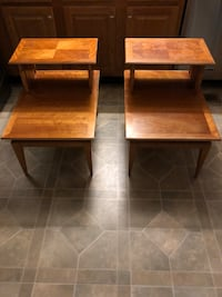 Antique end tables  Charleston, 25314