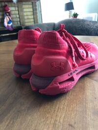 Under Armour, Sneakers, HOVR, US Shoe Size 8 Mens, Dark Red