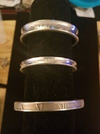 Real / RareTiffany & Co bangles sterling silver  Hyattsville, 20784