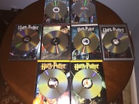 Happy Potter collection DVD's Fairfax, 22031