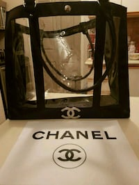 Chanel jelly tote bag  Whitby, L1N 8X2