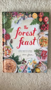 The Forest Feast Cookbook Richmond, V7C 5R9