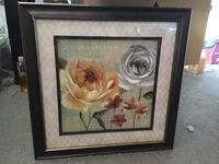 Flower picture frame  Union City, 94587