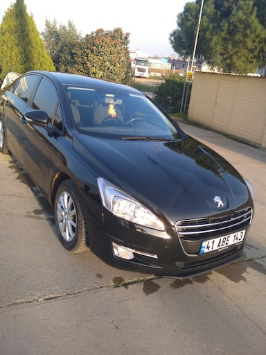 2012 Peugeot 508 1.6 E-HDI Start Stop AUTO6R ACCESS 79af0be2-69f1-4feb-a397-07424cabacb5
