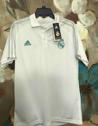 POLO Real Madrid blanco Madrid