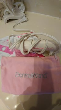 Derma Wand never used instruction video