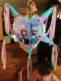 Frozen Pinata made to order Indianapolis, 46227