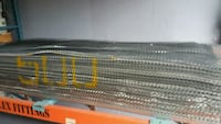Wire mesh 14sqft 1 sheet $4.99 Toronto, M1S 3B1