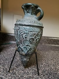 GREEK Vase-  purchased in Athens 1998 Wilmington, 28401