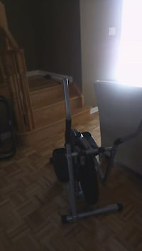 black and gray elliptical trainer Mississauga, L5R 2M5