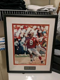 STEVE YOUNG FRAME