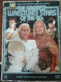 3 disc collection of the greatest wrestling stars  Chillicothe, 45601