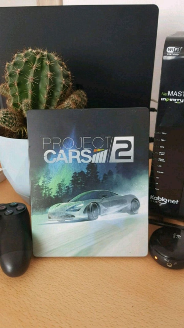 Project Cars 2: Limited Edition PS4