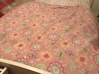 Pottery barn kids butterfly bedding/room decor  Potomac, 20854
