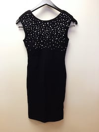 Brand new H&M black shiny dress size XS/S Alexandria, 22304