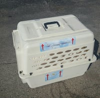 PET TRAVEL CAGE DOG CAGE PUPPY  . Arlington Heights