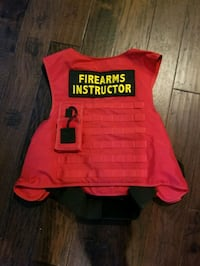 NEW Universal Firearm Instructor's Molle Vest North Charleston