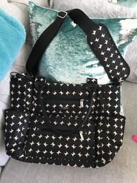 JJ Cole Diaper Bag EUC Langley, V3A 7T6