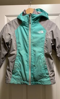 Girls North Face Jacket size 7/8 Derry, 03038