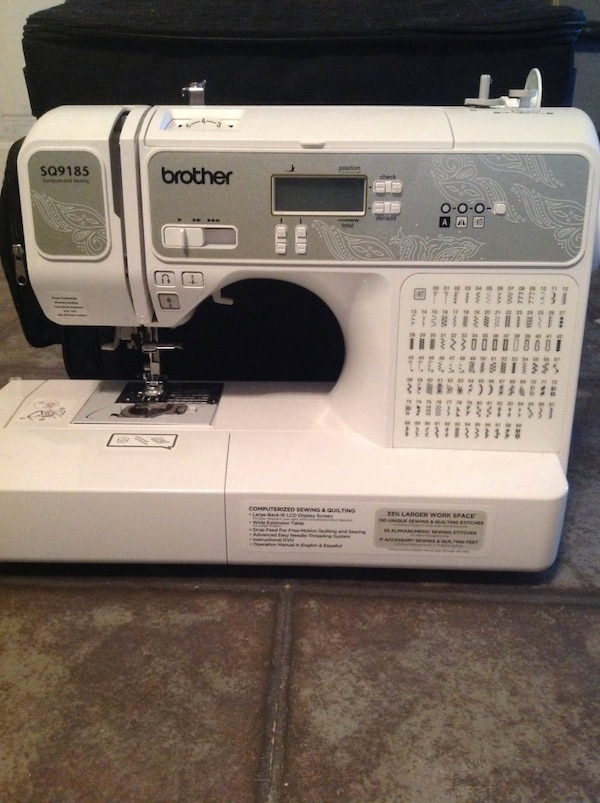 Used White Brother S40 Sewing Machine For Sale In Orwell Letgo Classy White Sewing Machine For Sale